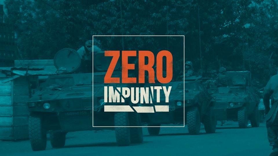 FIPA d'or pour Zero Impunity !